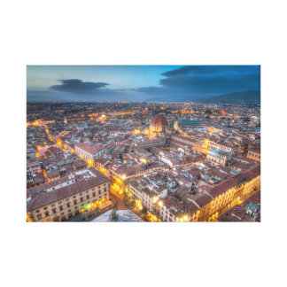 Florence from Il Duomo Canvas Print