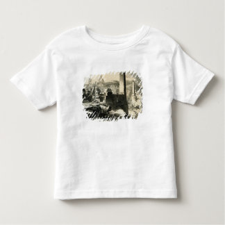 Florence, from the Ponte de Perro Toddler T-Shirt