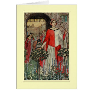 Florence Harrison Card