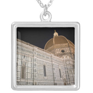 Florence, Italy 6 Silver Plated Necklace