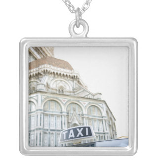 Florence, Italy 9 Silver Plated Necklace