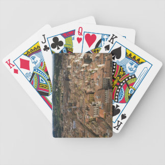 Florence, Italy Bicycle Playing Cards