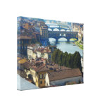 Florence  Italy Canvas Prints