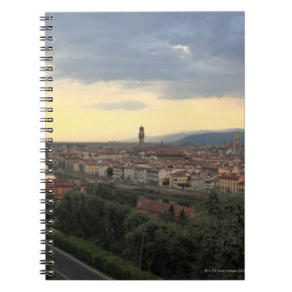 Florence, Italy Cityscape. Notebook