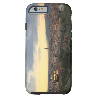 Florence, Italy Cityscape. Tough iPhone 6 Case