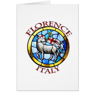 Florence Italy I Greeting Card