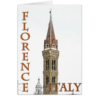 Florence, Italy II Greeting Card
