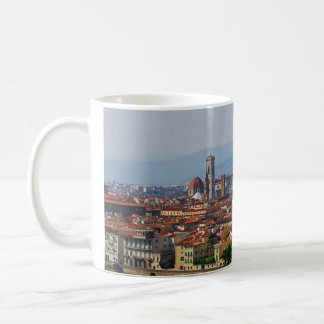 Florence Italy Il Duomo Basic White Mug