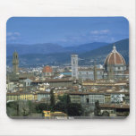 Florence, Italy Mousepads