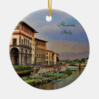 Florence Italy Ornament