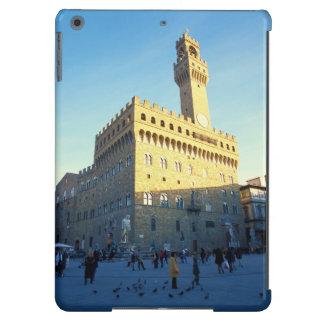 Florence, Italy - Piazza della Signoria Cover For iPad Air