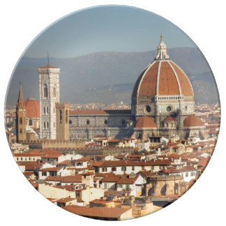 Florence, Italy Plate