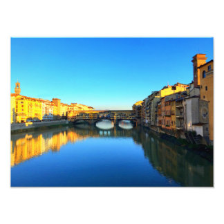 Florence, Italy - Ponte Vecchio Photo