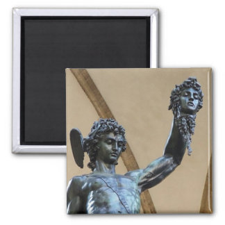 florence, italy sculpture refrigerator magnet