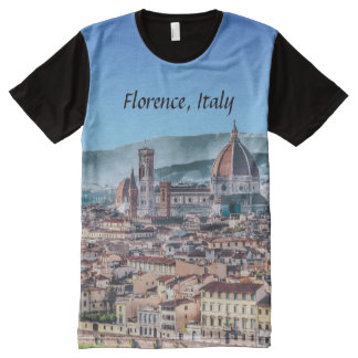 Florence, Italy shirt