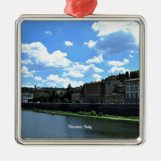 Florence, Italy skyline Christmas Ornament