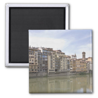 Florence, Italy Square Magnet