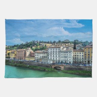 Florence, Italy Tea Towel