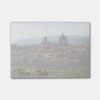 Florence Italy Travel Keepsake Gift Post-it® Notes