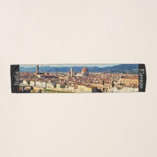 Florence Landscape Scarf