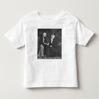 Florence Nightingale and Sir Harry Verney Toddler T-Shirt