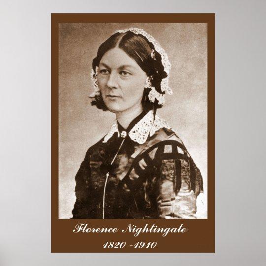 Florence Nightingale Nurse Poster