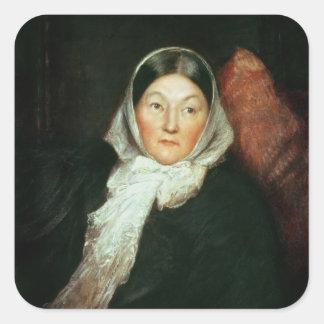 Florence Nightingale Square Sticker