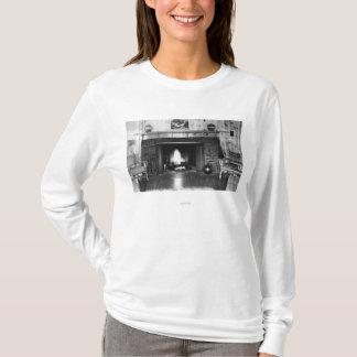 Florence, Oregon Hotel Regan Lobby View T-Shirt