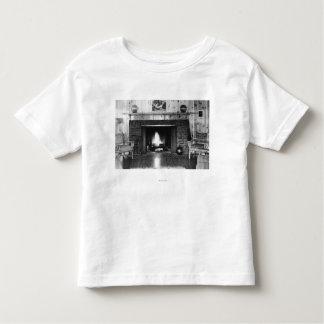 Florence, Oregon Hotel Regan Lobby View Tee Shirt