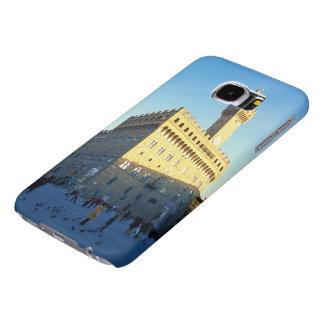 Florence - Piazza della Signoria Samsung Galaxy S6 Cases