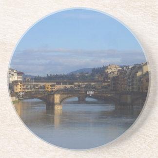 Florence Ponte Vecchio Coasters