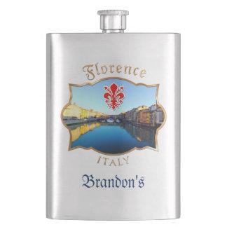 Florence - Ponte Vecchio Flasks