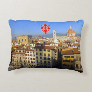 Florence - Santa Maria del Fiore Decorative Cushion