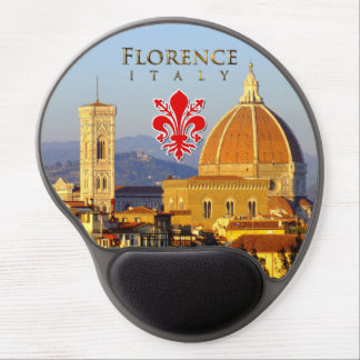 Florence - Santa Maria del Fiore Gel Mouse Pad