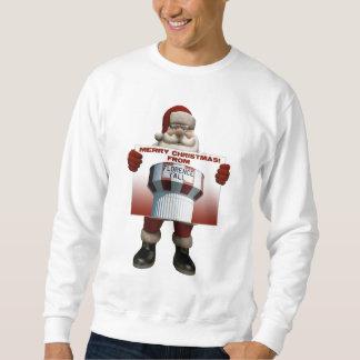 Florence Santa sweatshirt