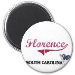 Florence South Carolina City Classic Fridge Magnets