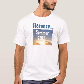 Florence Summer 2011 T-Shirt