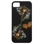 Florentine Floral Painting iPhone5 Case-Mate