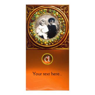 FLORENTINE RENAISSANCE  ANGELS , PHOTO TEMPLATE PHOTO GREETING CARD