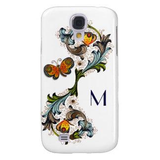 Florentine Renaissance Floral Painting iPhone 3 Galaxy S4 Case