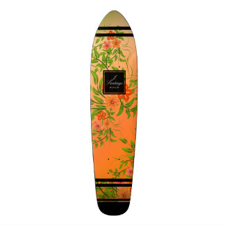 Flores Del Fuego 21.6 Cm Skateboard Deck