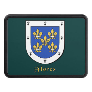 Flores Family Shield Hitch Covers