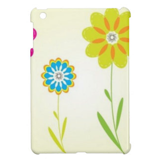 flores iPad mini cover