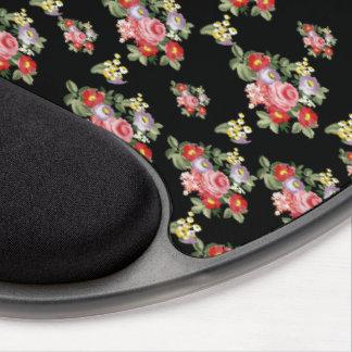 flores vintage gel mouse pad