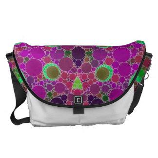 Florescent Beautiful Abstract Commuter Bag