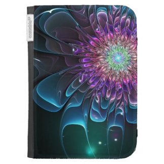 Floria in the night Caseable Case Kindle Covers