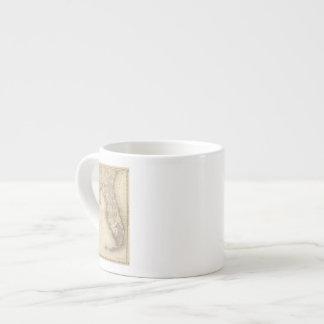 Florida 10 espresso cup