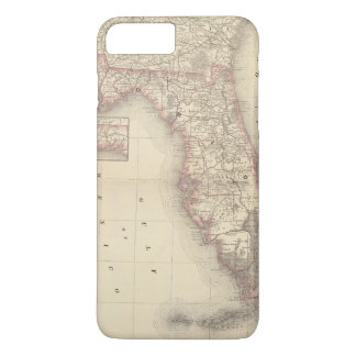 Florida 10 iPhone 8 plus/7 plus case
