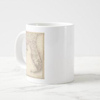 Florida 10 extra large mug