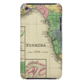 Florida 11 iPod touch Case-Mate case